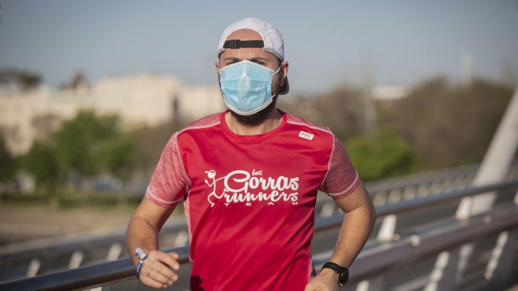 Sanidad aclara que los deportistas pueden ir sin mascarilla siempre que mantengan la distancia de seguridad