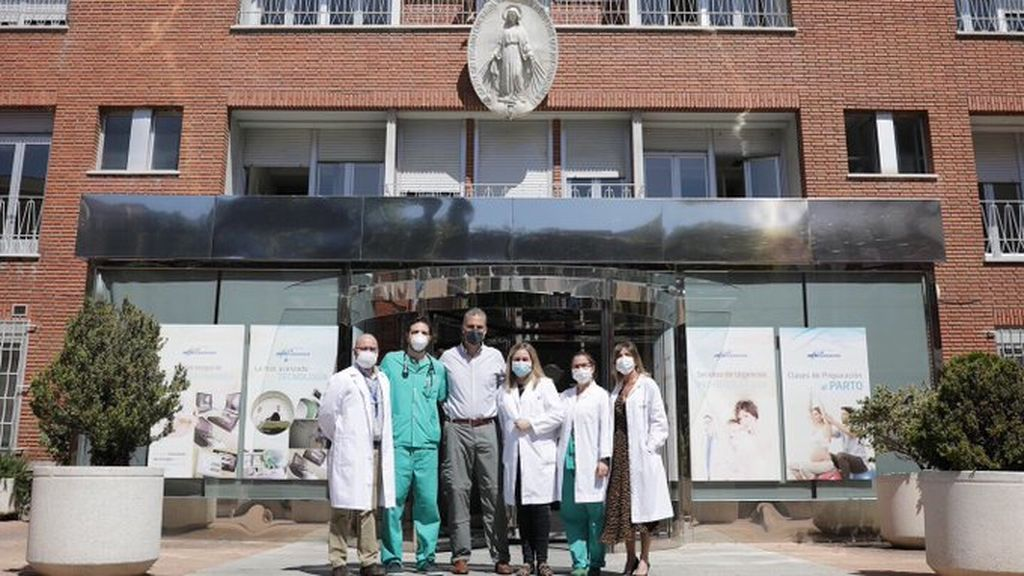 Ortega Smith recibe el alta tras 12 días ingresado por complicaciones por el coronavirus
