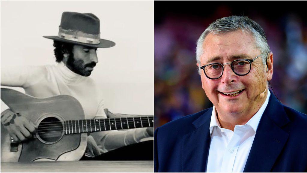 """El homenaje de Leiva a Michael Robinson en forma de canción: """"La Estación Eterna"""""""