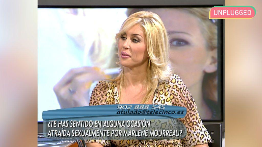 Malena Gracia en 'A tu lado'