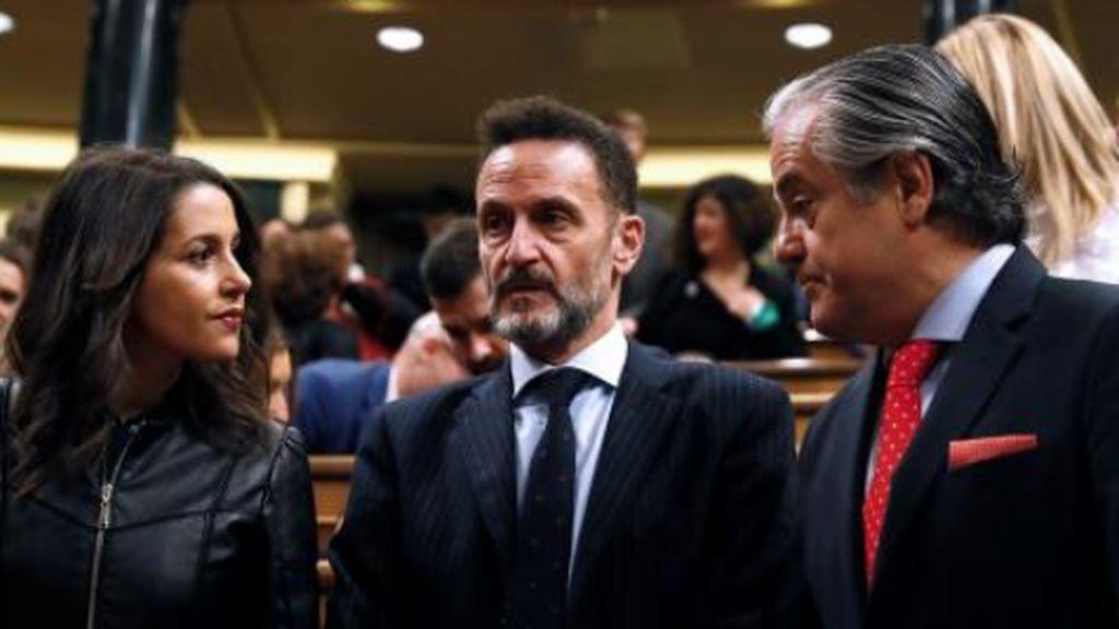 Marcos  de Quinto se va de Ciudadanos pero deja un recado a Iglesias