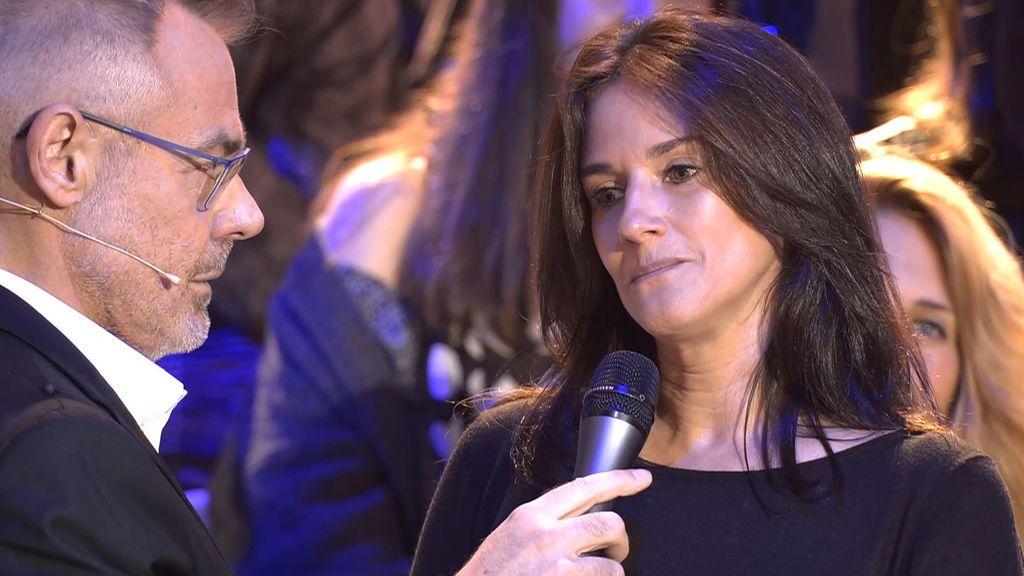 La primera vez de Elena Rodríguez en Telecinco