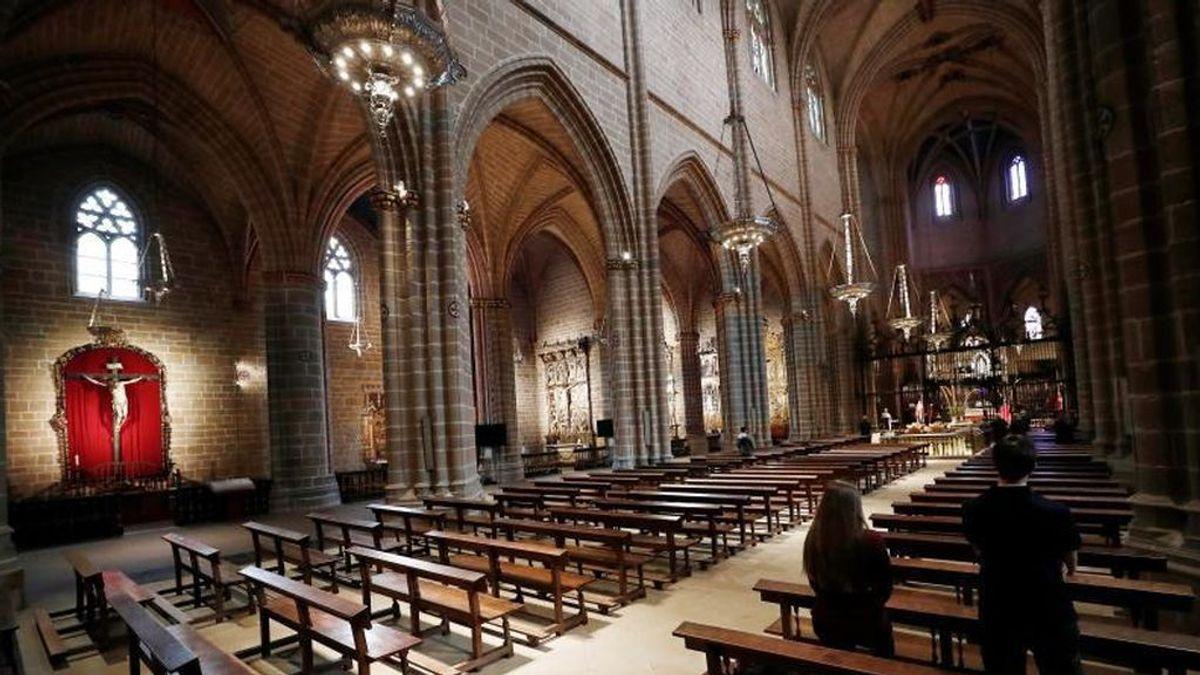 Las iglesias podrán dispensar un nuevo  gel hidroalcohólico con olor a incienso