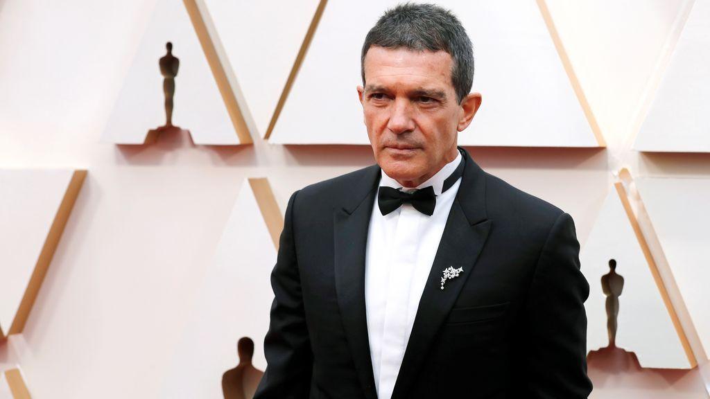 Antonio Banderas está sorprendido por la vuelta del fútbol y no del teatro