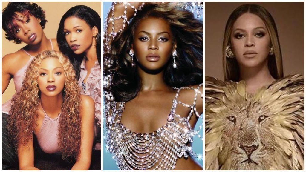 De Beyoncé a Queen B: así se construyó a sí misma la diva del pop