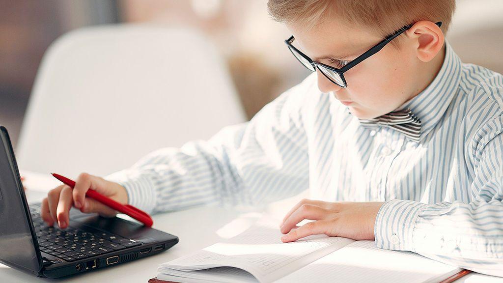 3 técnicas para mejorar la concentración de los niños en las últimas semanas de colegio virtual