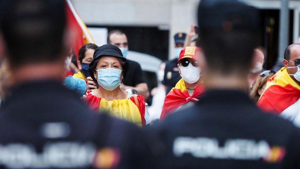 Vox podrá manifestarse este sábado en coche por Madrid: el Gobierno autoriza la protesta