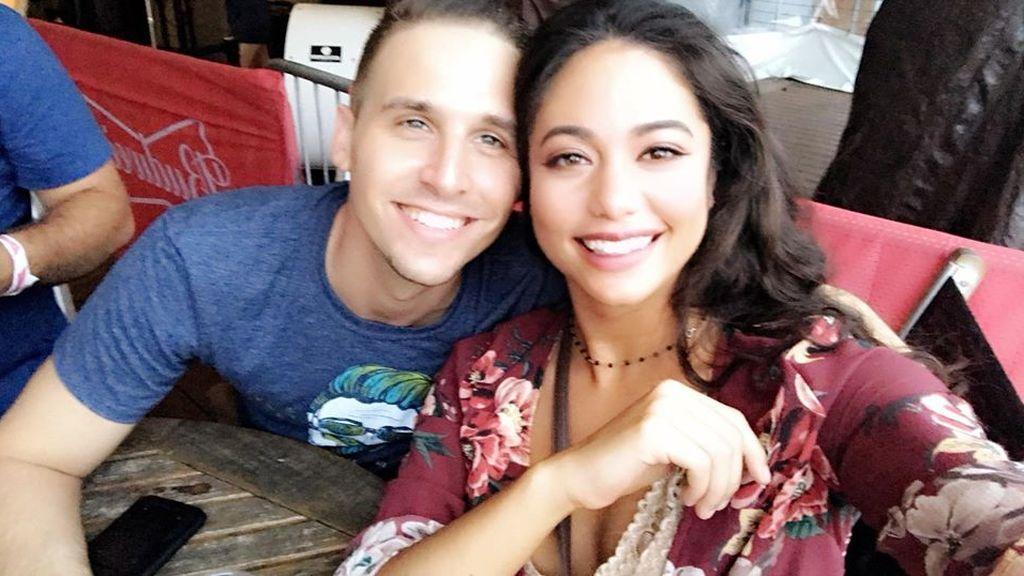 Hagen Mills y Erica Price