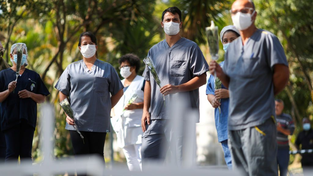 Latinoamérica registra uno de cada tres casos de contagio en el mundo esta semana