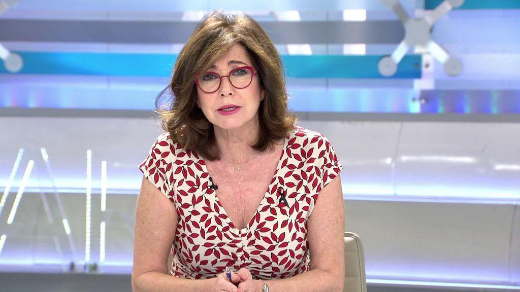 """Ana Rosa se dirige al Gobierno: """"Céntrense ustedes en la salud y dejen sus luchitas políticas"""""""