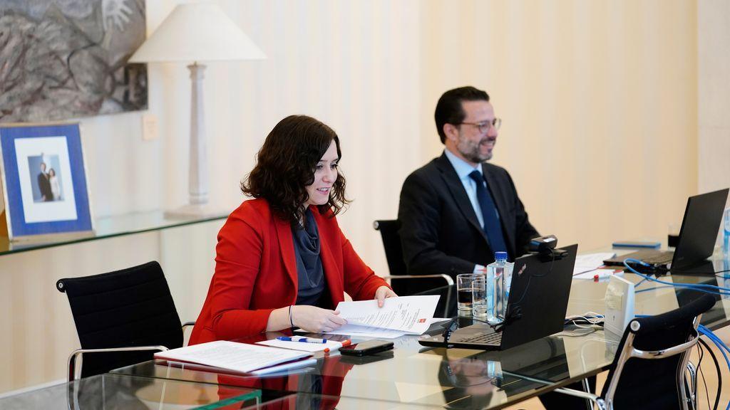 El Gobierno reconoce la respuesta de Madrid, que se encamina a pasar a fase 1 este lunes