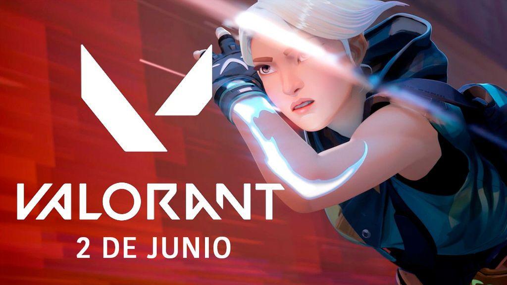 Valorant se lanzará el 2 de junio en PC