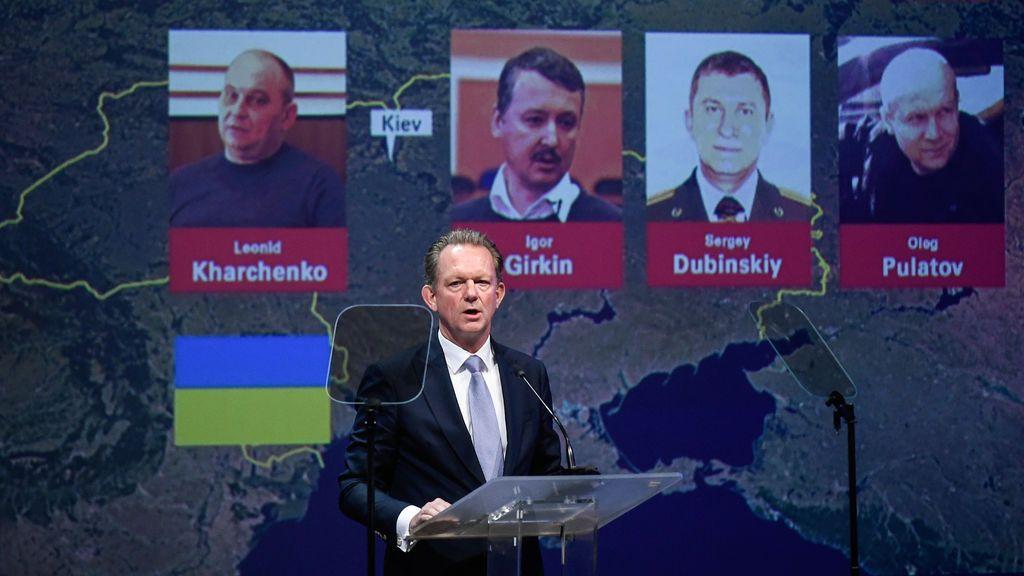 Derribo vuelo MH17 Ucrania