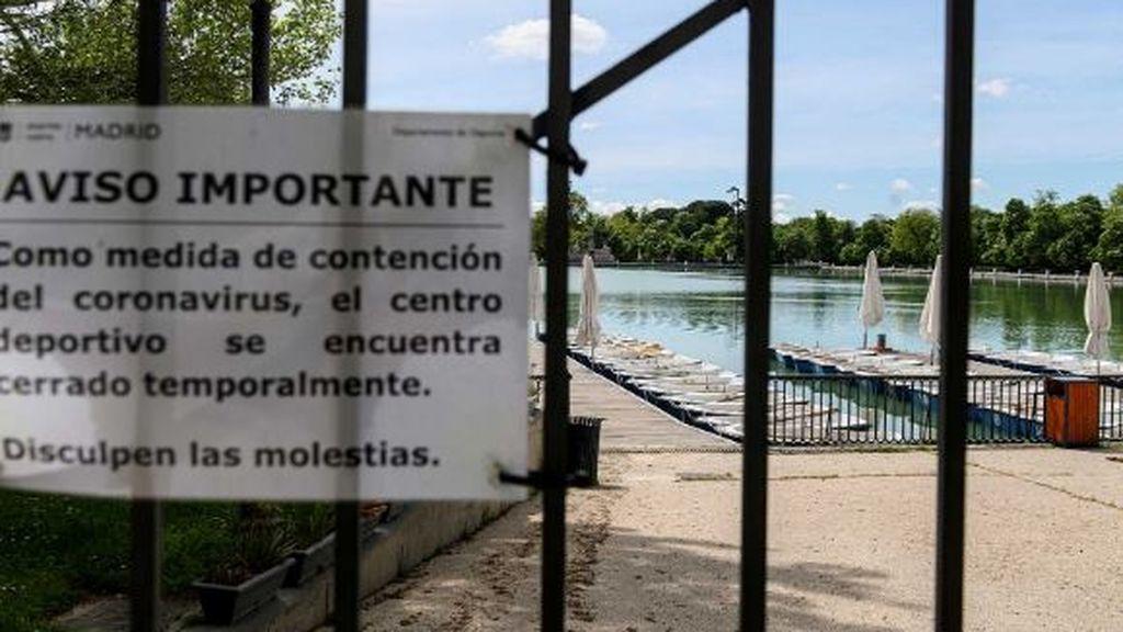 Abrirá el parque del Retiro, en Madrid si la comunidad pasa a la fase 1