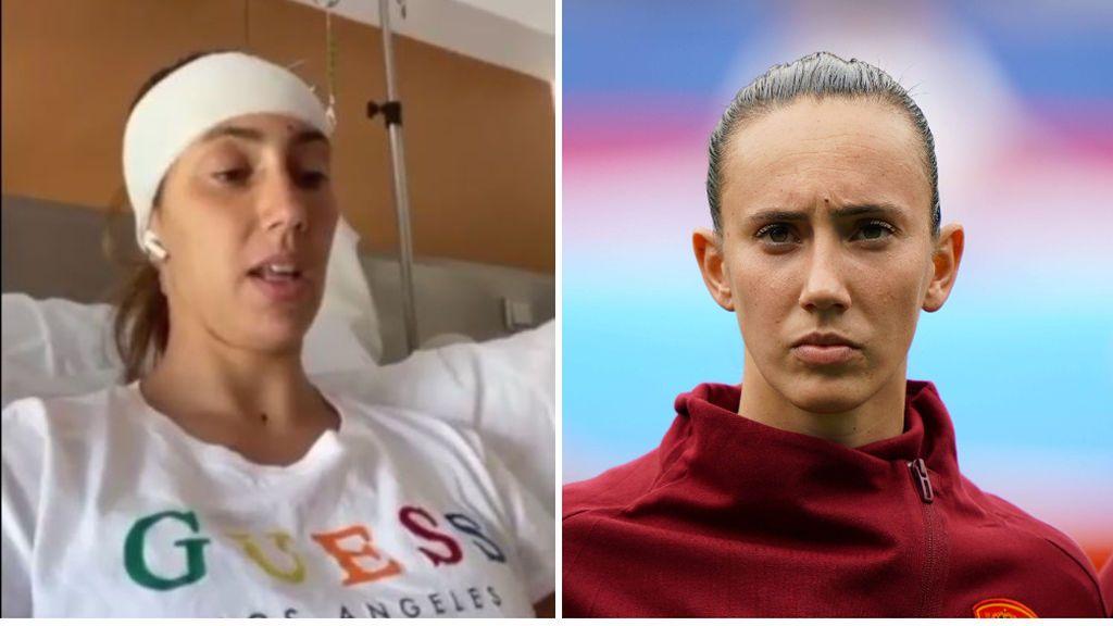 """Virginia Torrecilla, operada con éxito de un tumor cerebral: """"He ganado el partido más importante de mi vida"""""""