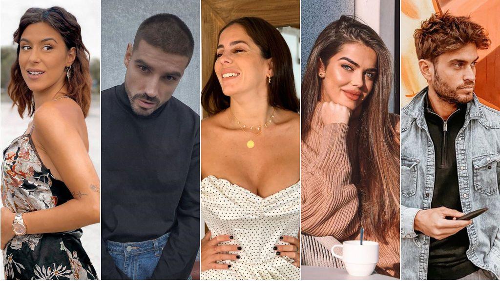 Desde Anabel Pantoja hasta Violeta Mangriñán: los rostros de Mediaset se apuntan al reto de la cuarentena