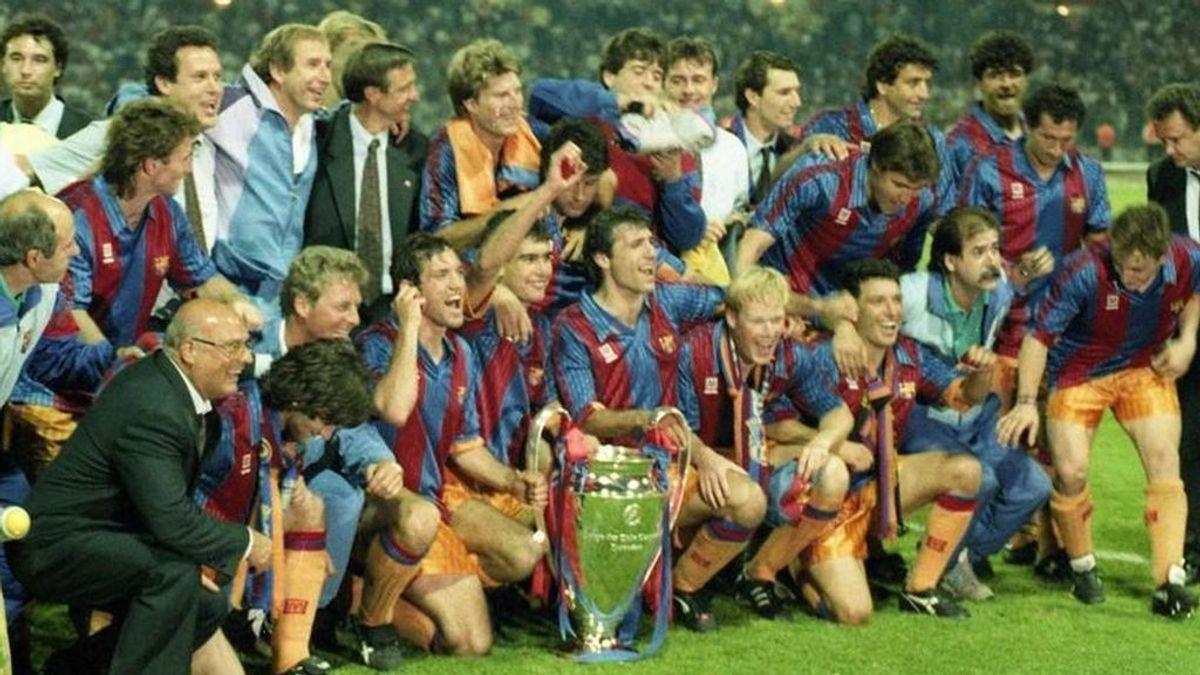El Barça del Dream Team