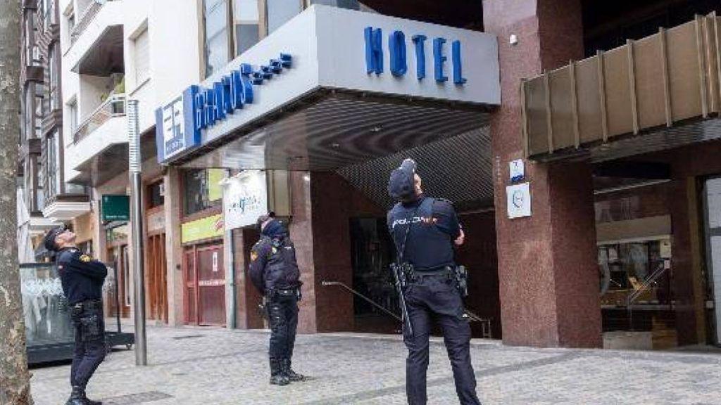 La autopsia revela que la niña muerta en el hotel de Logroño tomó somníferos