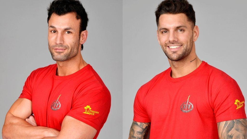 Jorge y Barranco, nominados de 'Supervivientes 2020'