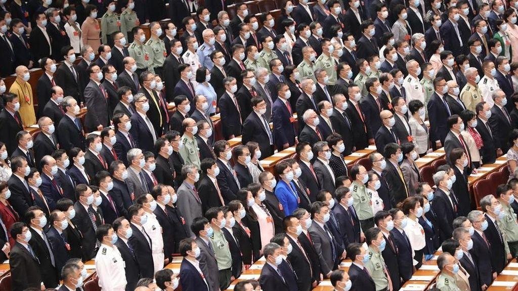 China inicia sus sesiones políticas anuales trastocadas por el coronavirus