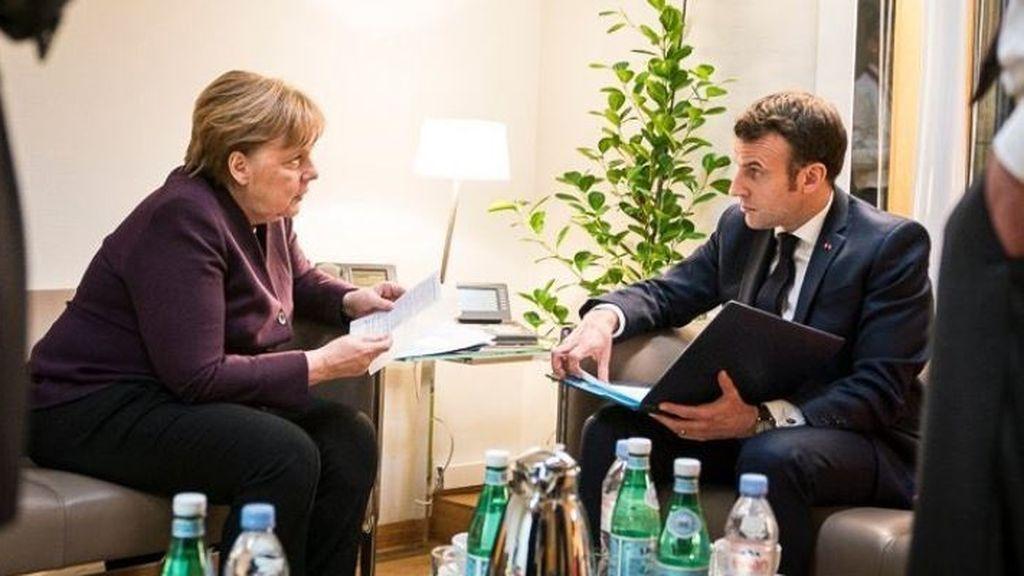 El difícil camino del plan de Merkel y Macron para reactivar la economía europea