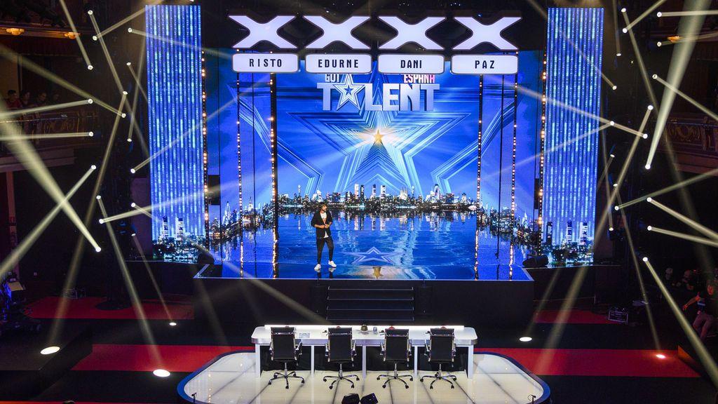 Casting 100% telemático para la nueva edición de 'Got Talent España'