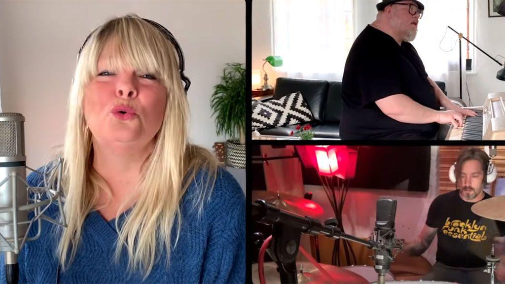 Videoclip de 'Vi Häller Ut', el 'Resistiré' sueco