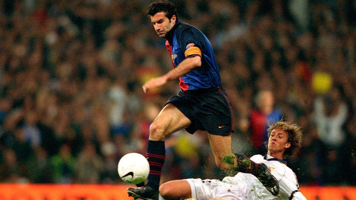 Jugadores míticos de fútbol de los años 90