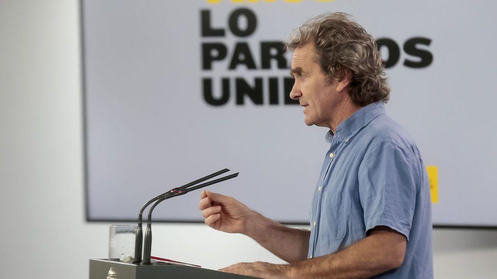 """Sanidad, preocupada y sorprendida por la """"incongruencia"""" de Cataluña, tras aflorar 635 muertes no computadas"""