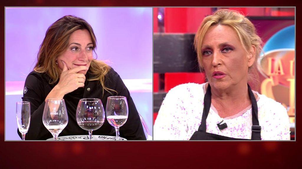 """Charlie le llama la atención a Lydia Lozano por sus malas maneras con la chef Begoña Rodrigo: """"No me reconozco"""""""