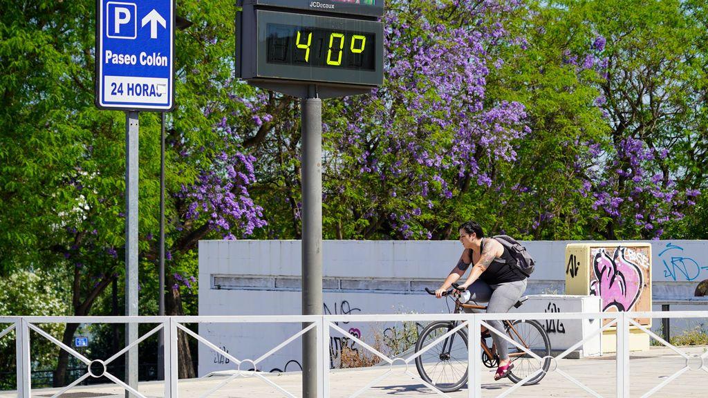 Un potente anticiclón dejará temperaturas veraniegas en toda la península
