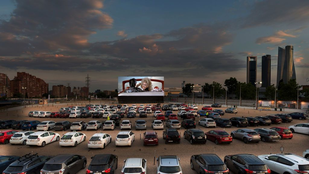 La gran pantalla en la desescalada: la nueva vida de los autocines