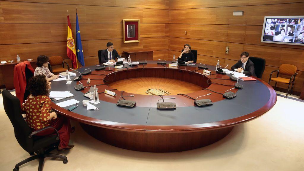 Consejo de Ministros del 22 de mayo