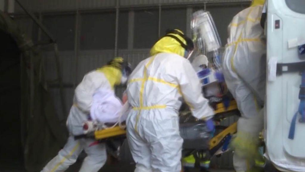 Los muertos en España por coronavirus superan los 28.000 y ascienden  a 56 en las últimas 24 horas