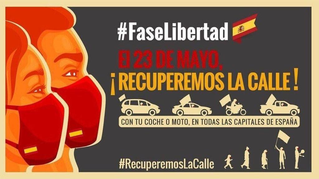 El TSJ de Cataluña autoriza las manifestaciones de Vox contra el Gobierno este sábado