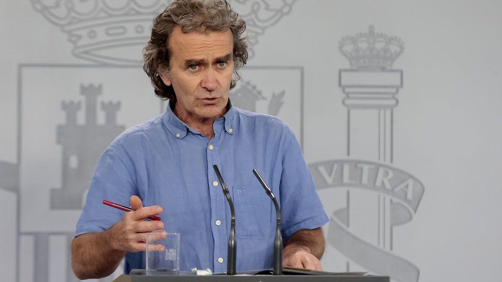 "Simón: ""No es baladí que no podamos saber lo que está pasando realmente en Cataluña"""