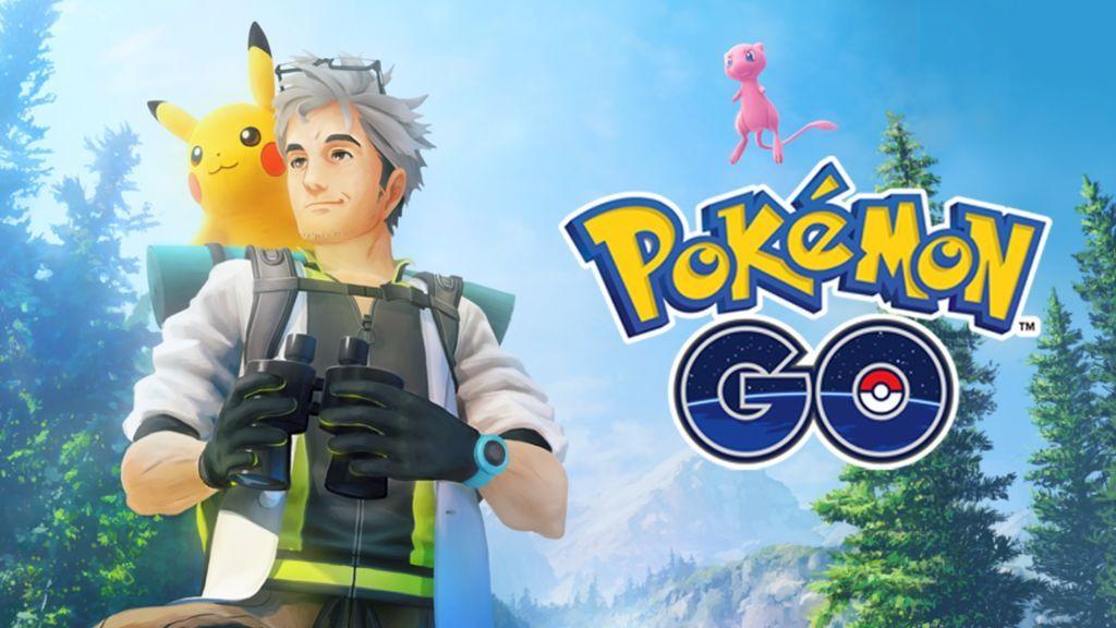 Profesor Willow Pokémon GO