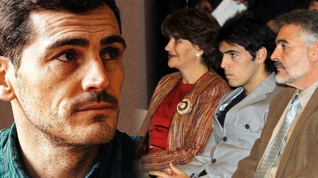 Padrino de Martín, dedicado a la empresa y el gran desconocido de la familia: Unai, el hermano pequeño de Iker Casillas