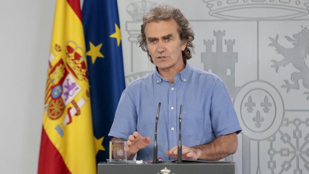 Denuncian a Fernando Simón por la muerte de 27.000 ciudadanos a causa del coronavirus