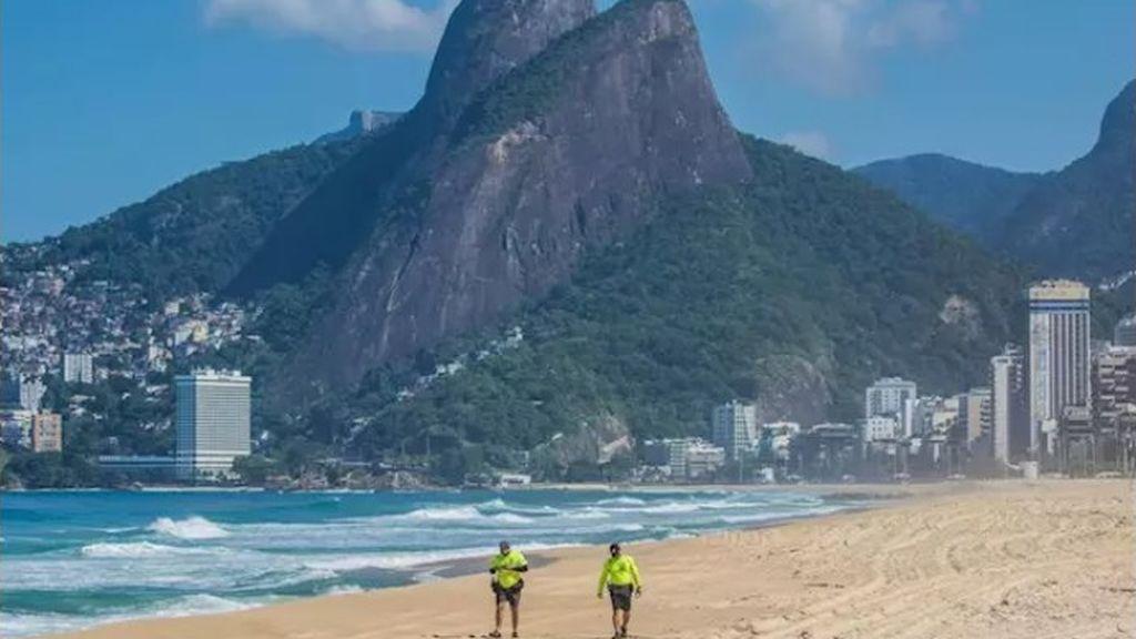 Brasil registra una cifra récord de 1.188 muertos en un día y supera los 20.000 decesos por coronavirus