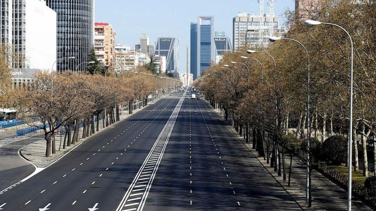 Madrid pasará este lunes a la fase 1 de desescalada
