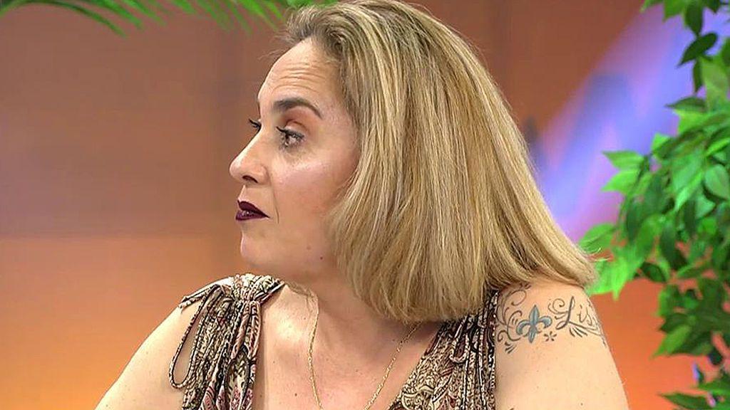 """La tía de Adara relata los """"malos tratos"""" que sufrió de pequeña"""