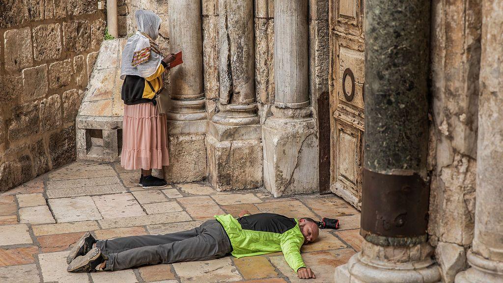 Basílica del Santo Sepulcro de Jerusalén