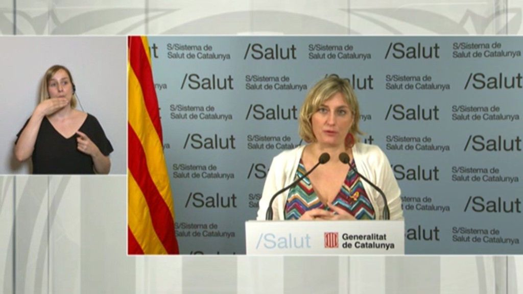 """La Generalitat responde a Simón: """"Quien sabe lo que pasa en Cataluña somos nosotros"""""""