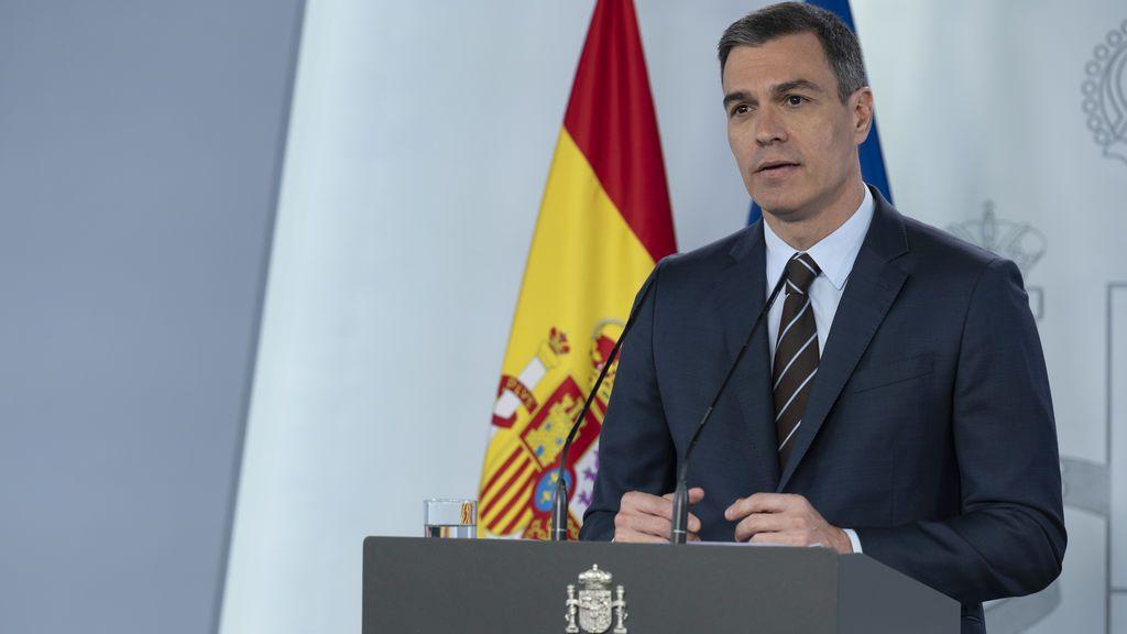 Sánchez no ve contradición entre Iglesias y Calviño sobre la derogación de la reforma laboral
