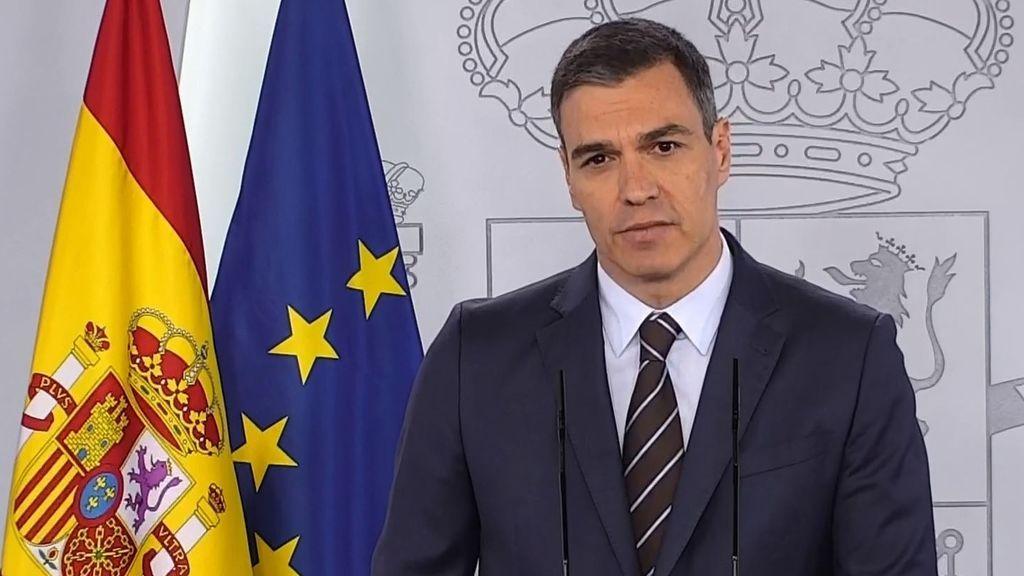 """Sánchez anuncia que se reanudará la entrada del turismo extranjero: """"España os espera"""""""