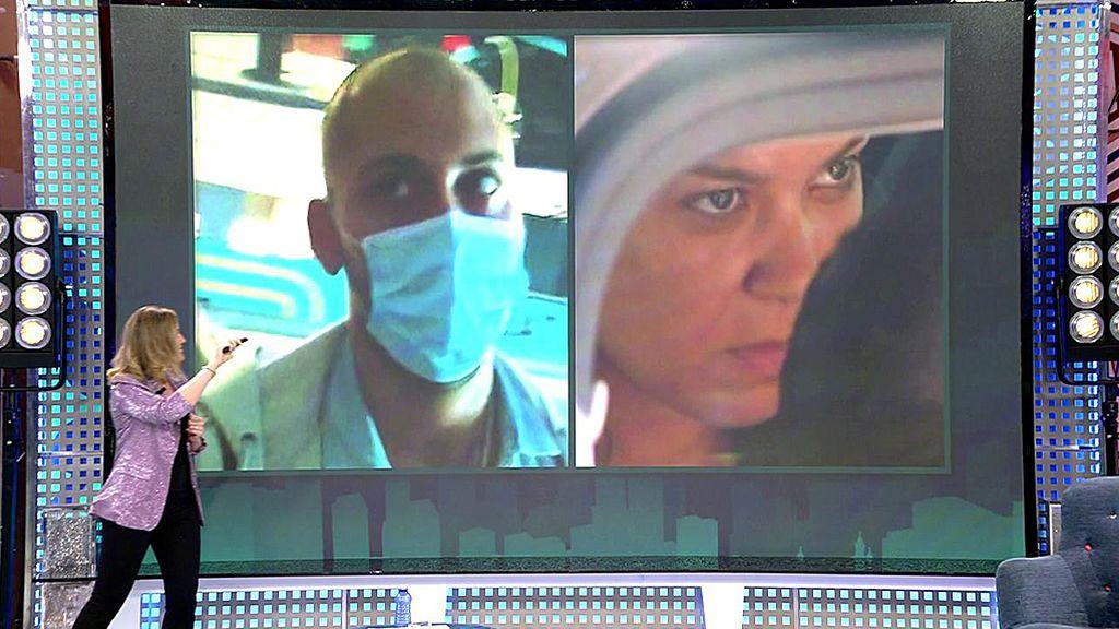 Cristina Soria analiza la mirada retadora de Avilés