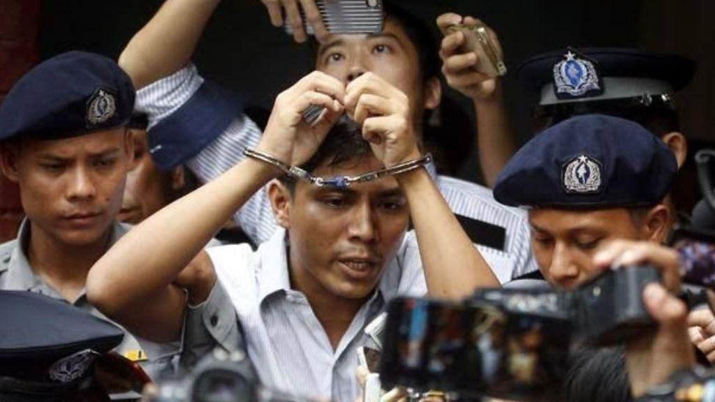 Dos años de cárcel para el periodista que atribuyó por error la muerte de una persona al coronavirus