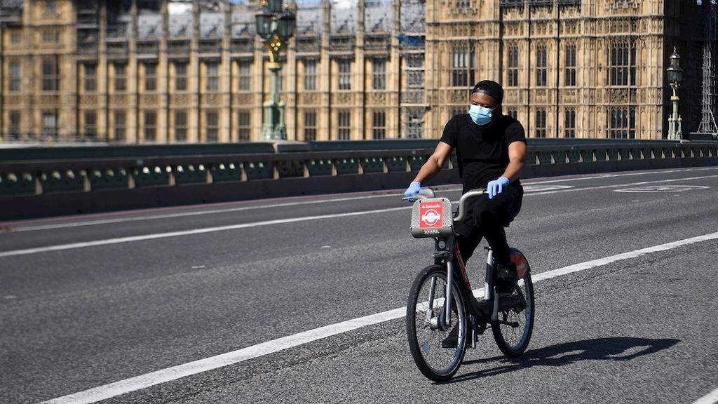 Reino Unido registra 282 nuevas muertes y suma más de 257.000 contagios