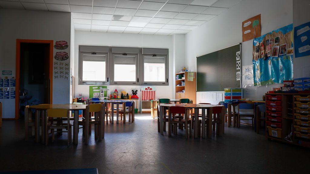 El Gobierno permite la vuelta a las aulas en las comunidades en fase 2